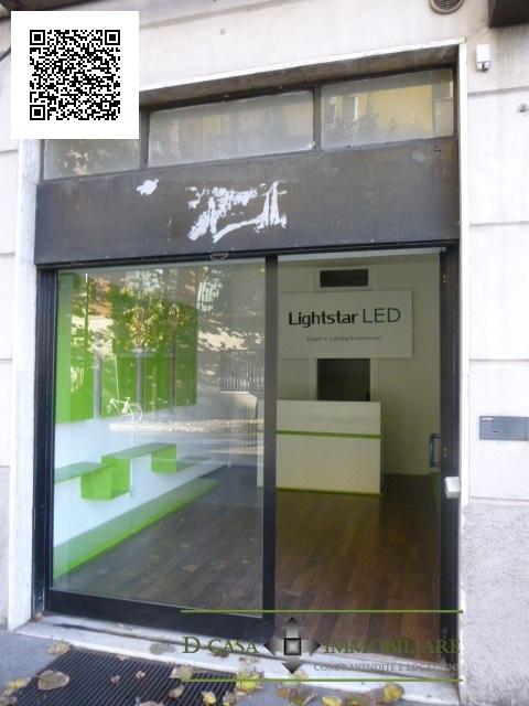 Ufficio diviso in ambienti/locali in affitto - 35 mq