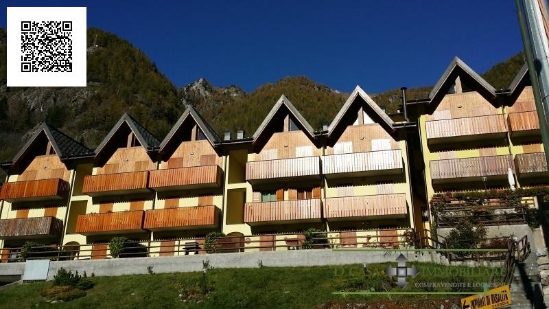 Appartamento in affitto a Carona, 2 locali, prezzo € 500   CambioCasa.it