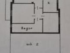 THREE-ROOM APARTMENT WITH KITCHEN HABITABLE CELLAR AND DOUBLE BOX - 1