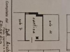 THREE-ROOM APARTMENT WITH KITCHEN HABITABLE CELLAR AND DOUBLE BOX - 3